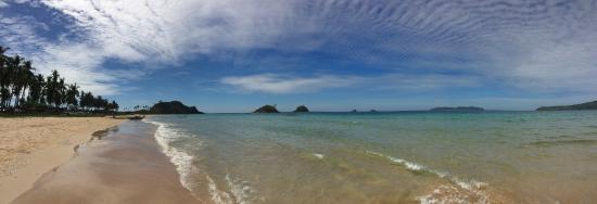 Philippines: Nacpan beach
