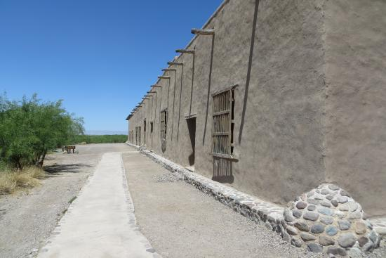 Fort Leaton State Park