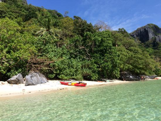 Philippines: Paradise beach - Palawan