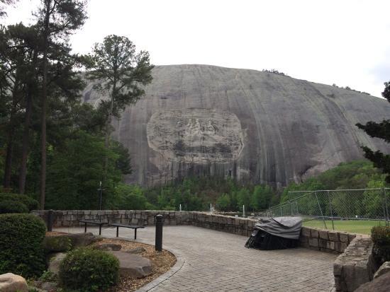 Merveilleux Stone Mountain State Park