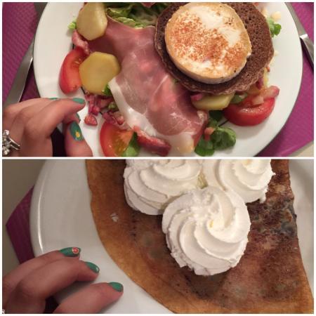 Le Grand-Quevilly, Fransa: Très bon restaurant ! Équipe sympathique et serviable ! Produits frais ! Assiettes appétissantes