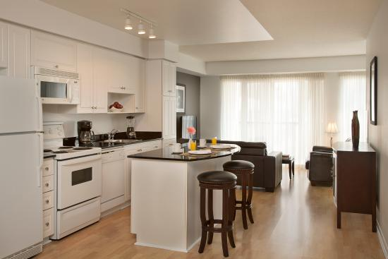 The Rosemont Residences: Suite