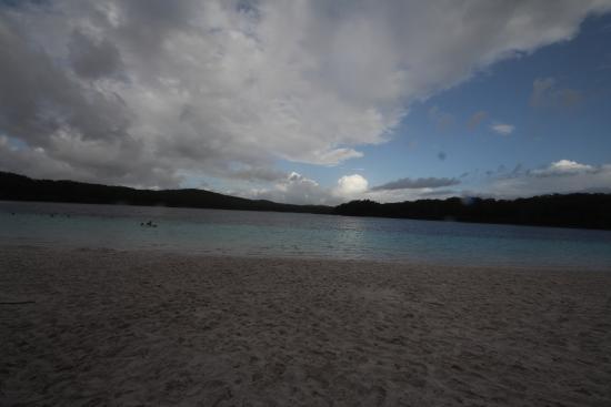 Hervey Bay, Australia: Ah....lake McKenzie