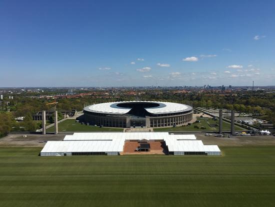 Olympiastadion Berlin Olympic Stadium