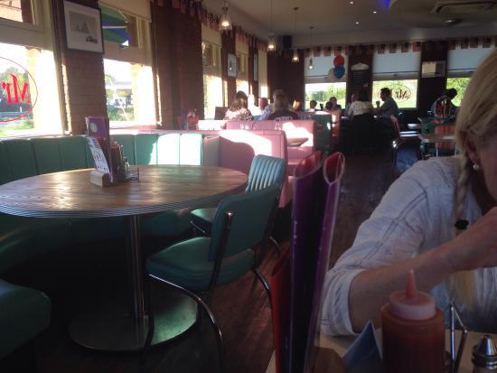 Attleborough, UK: Mr D's Diner