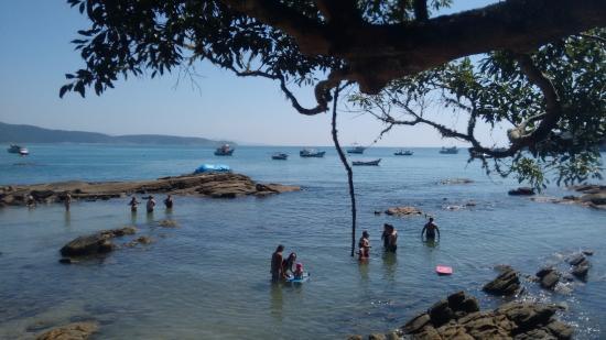Lagoa Beach