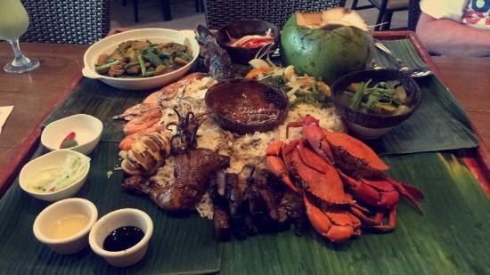 sea food island