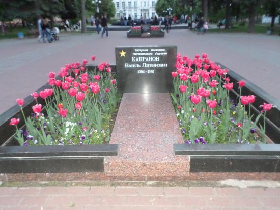 Popudrenko Public Garden
