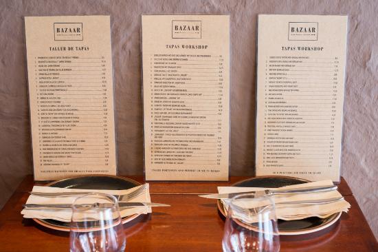 Bazaar Tapas Bar & Restaurant