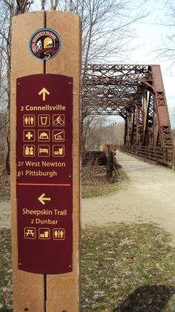 Perryopolis, PA: GAP Trail