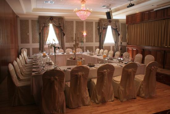 Newry, UK: Clanryre suite set for wedding
