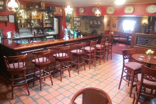 Coolaney, Ireland: Bar