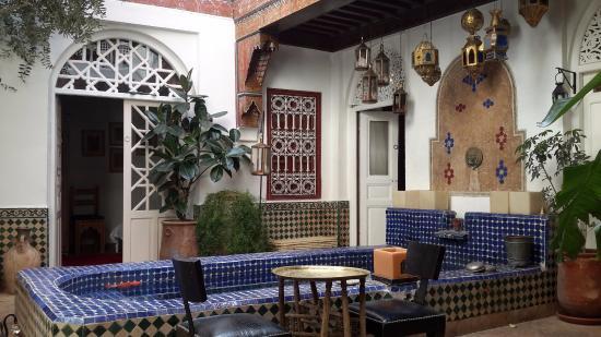 Bilde fra Riad La Terrasse des Oliviers