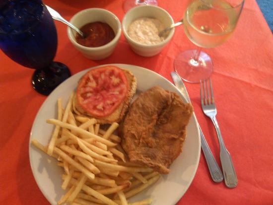 Chez Fish Johns Island South Carolina