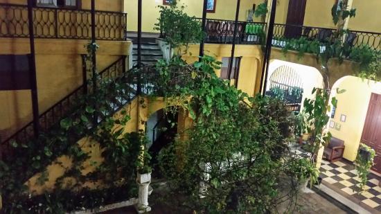 Hotel Spring: Courtyard