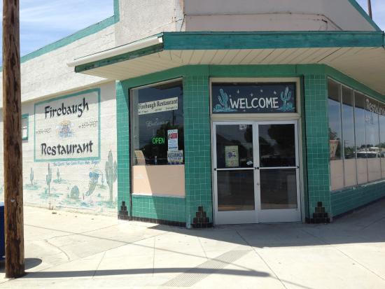 Firebaugh, Kalifornien: Front door