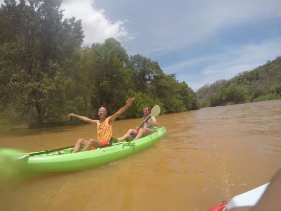 Carrillo Adventures: profite du soleil ;-)