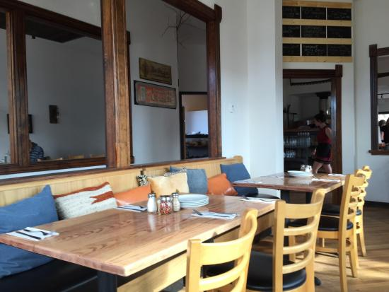 Nederland, CO: Crosscut Pizzeria & Taphouse