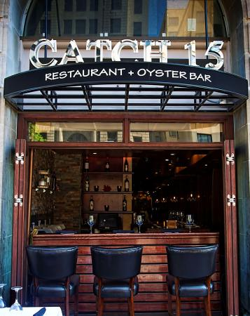 Catch 15 Italian Kitchen Oyster Bar Washington Dc Restaurant