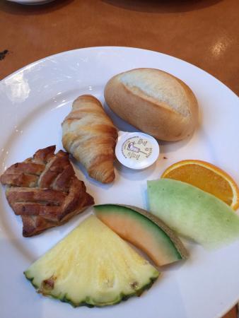 Hotel Royal William: Завтрак. Кофе тоже был на уровне