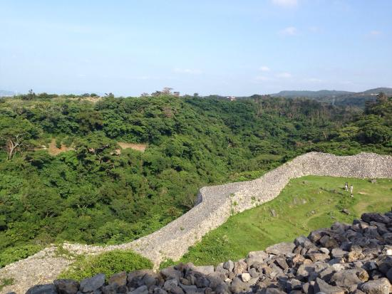 Nakijin Castle Ruins