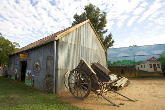 The Ned Kelly Blacksmith's Shop