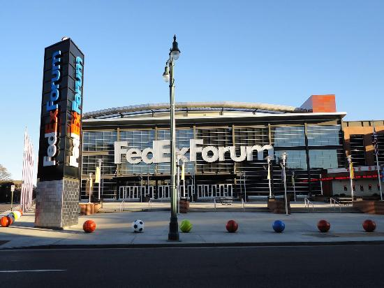 Fedexforum Memphis 2019 All You Need To Know Before You Go With
