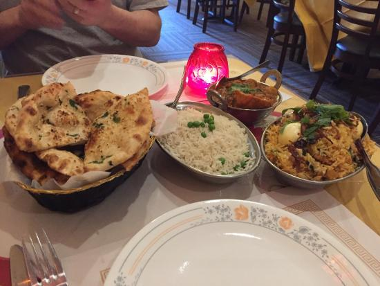Monona, WI: We were driving through Wisconsin on vacation. The food was the best authentic Indian food we've