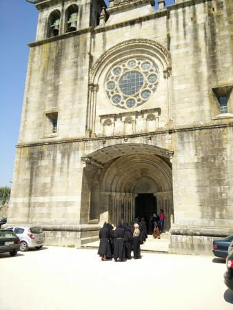 Mosteiros, Portugal: Mosteiro de Santa Maria de Pombeiro
