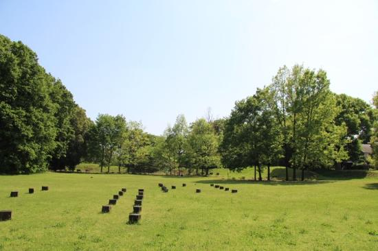 Remains of Jindaiji Castle