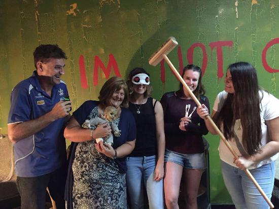 Parramatta, Australia: Labyrinth Escape Rooms