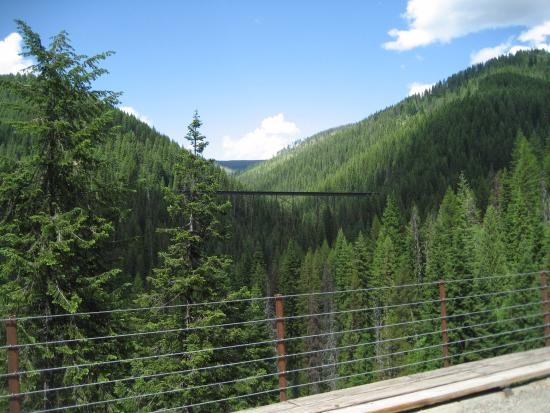 Hiawatha Mountain Bike Trail