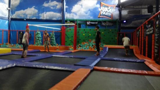 Img 20160504 163917 Large Jpg Picture Of Jump Yard Indoor Trampoline Park Pasig Tripadvisor