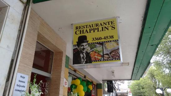 Restaurante Chapplin