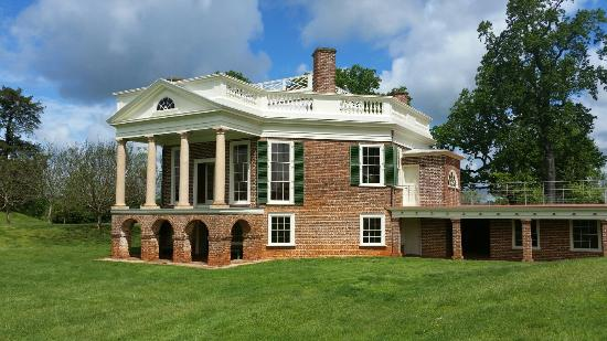Thomas Jefferson's Poplar Forest