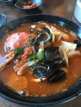 Jeju Noodles Soup