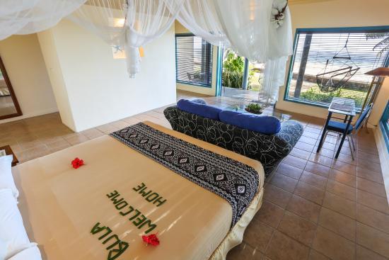 Fiji Hideaway Resort & Spa: Beachfront Villa