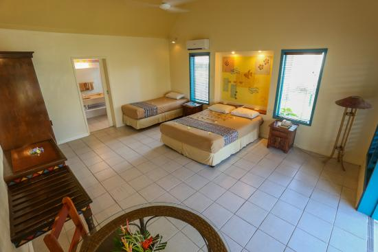 Fiji Hideaway Resort & Spa: Frangipani Bure