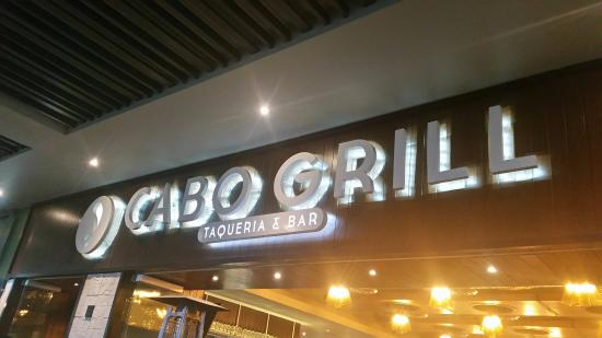 Cabo Grill Fish & Tacos