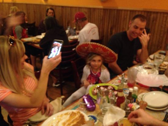 Forest Lake, Minnesota: Don Julio's Mexican Restaurant