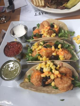 Post Office Cafe: Mahi fish tacos