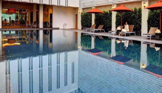 Swimming Pool Picture Of Silk Luxury Hotel Spa Hoi An Tripadvisor