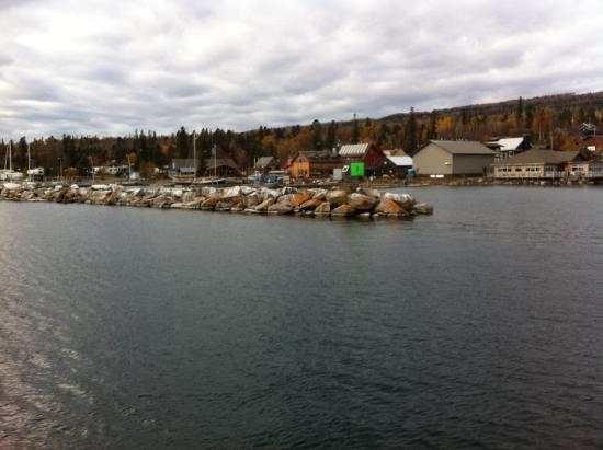 Knife River, Миннесота: Harbor at Grand Marais