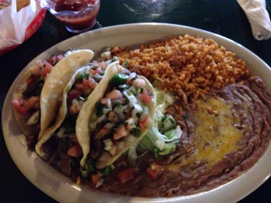 Real Mexican In Rural Arkansas Review Of Laura S Mexican