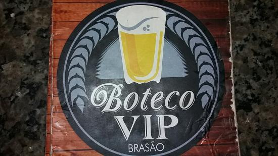 Boteco VIP Brasao