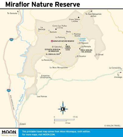 0503NicaraguaMiraflorNatureReservelargejpg Picture of Reserva