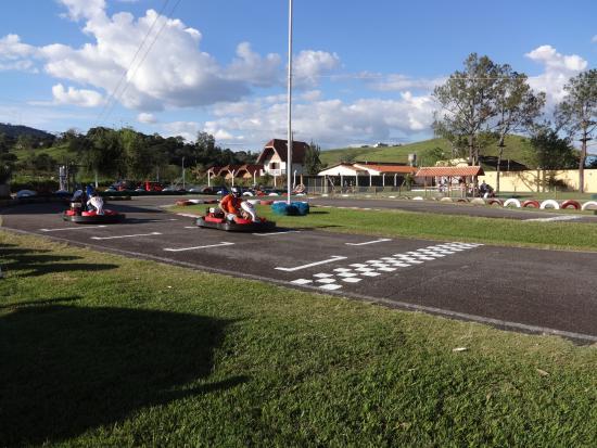 Center Kart