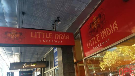 ‪Little India Takeaway‬
