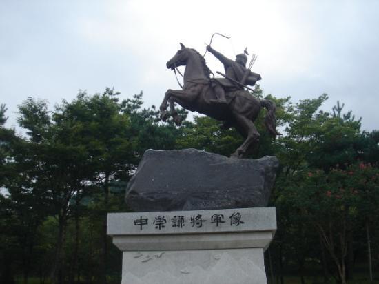 Shin Sunggyeom Shrine