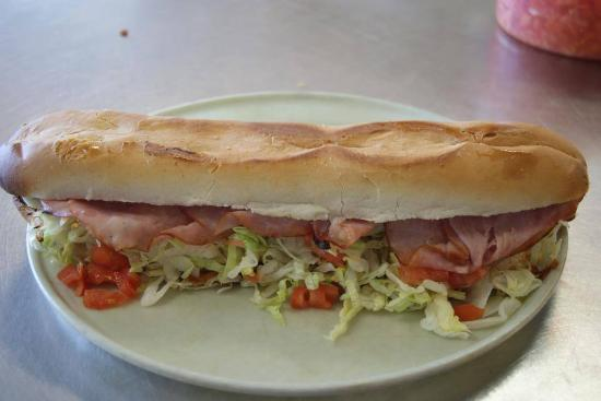 Pit Stop Pizza: Subs